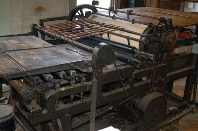 Lee Press made by Challenge Machinery Company in 1931
