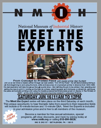 Meet The Expert - at NMIH