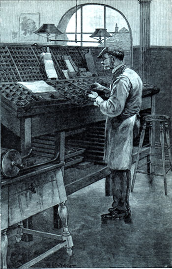 The Compositor at Work -