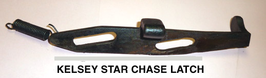 Kelsey Star Chase Latch